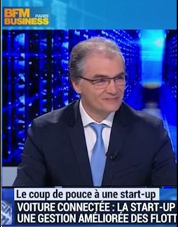 "On 23/04/16, MAPPING CONTROL was the guest of the weekly ""01 Business Forum l'Hebdo"" programme on BFM Business"